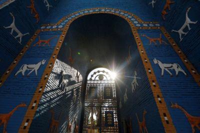 "alt=""Ancient city of Babylon designated Unesco World Heritage Site"""
