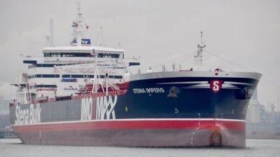 """alt=""""Iran seizes British tanker in Strait of Hormuz"""""""