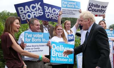 """alt=""""Brussels to offer Boris Johnson extension on no-deal Brexit"""""""