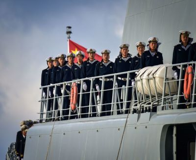 """alt=""""China warns of war in case of move towards Taiwan independence"""""""