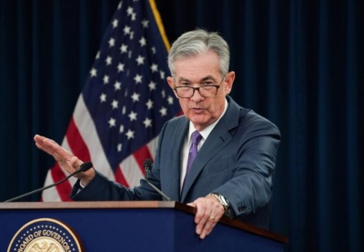 """alt=""""Fed cuts interest rates, signals it may not need to do more"""""""