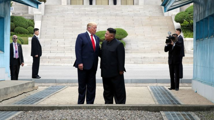 """alt=""""Trump played down North Korea's string of missile tests. That could embolden Kim"""""""