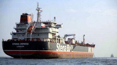 "alt=""Iran 'seizes Iraqi tanker in Gulf for smuggling fuel'"""