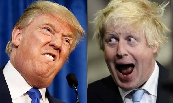 A Bad Week for the Two Rogues - Trump/Boris (#139)