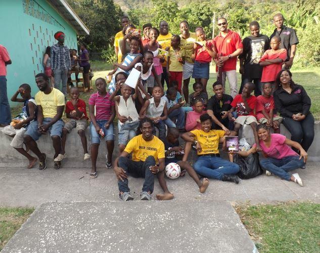 Chicken Coop Restoration Jamaica National Children's Home