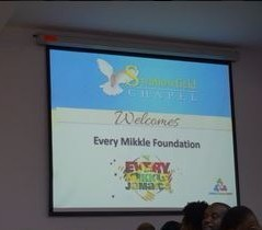 Every Mikkle Dedication at Swallowfield Chapel