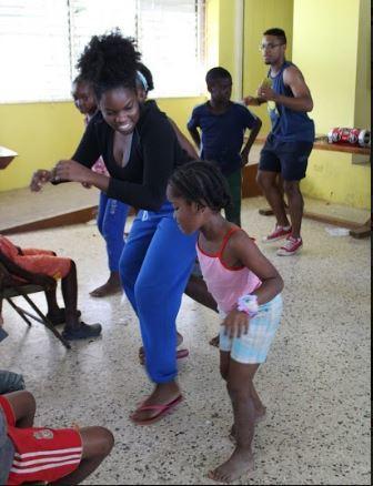 Thanks UWI Dancers