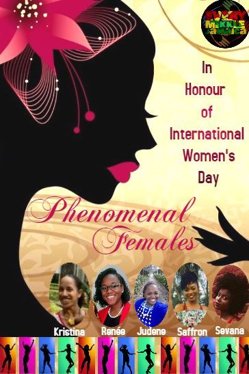 Phenomenal Females 2017