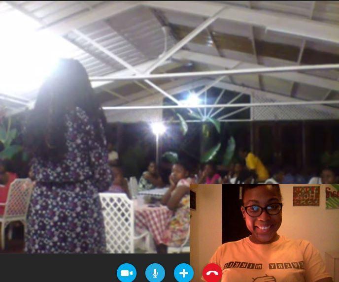 Skype!