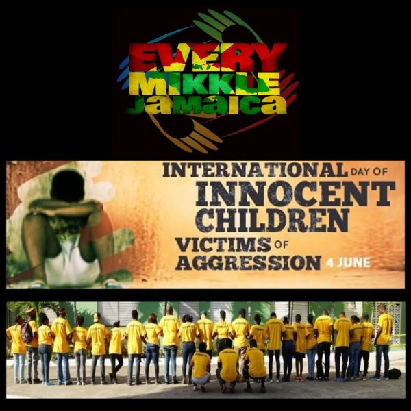 INTERNATIONAL DAY OF INNOCENT CHILDREN VICTIMS O AGGRESSION