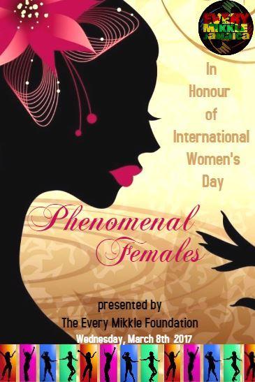 Phenomenal Females