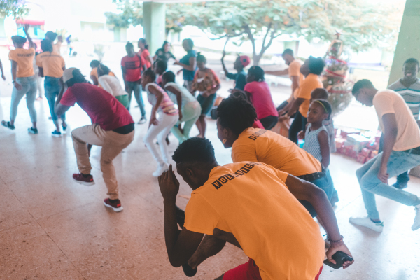 Dance Workshop!