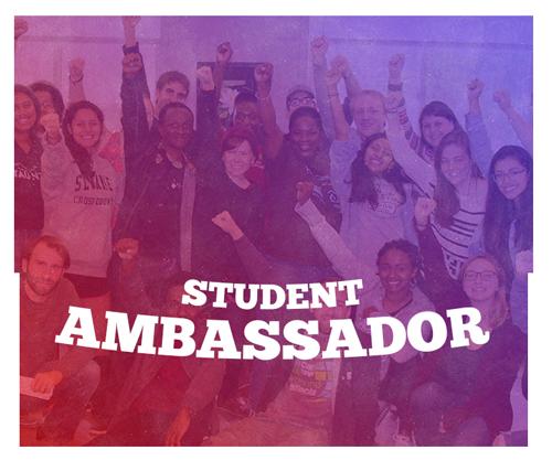 Student Ambassador Applications & Interviews