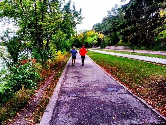 24 - Hour Run : Saturday Sept. 28, 2013 : Lake Calhoun