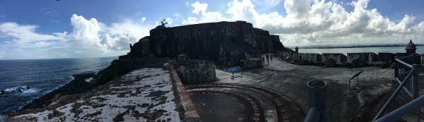 El Morro Old San Juan, Puerto Rico