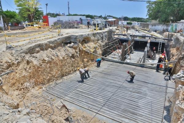 Canalización Arroyo de la 84, Barranquilla