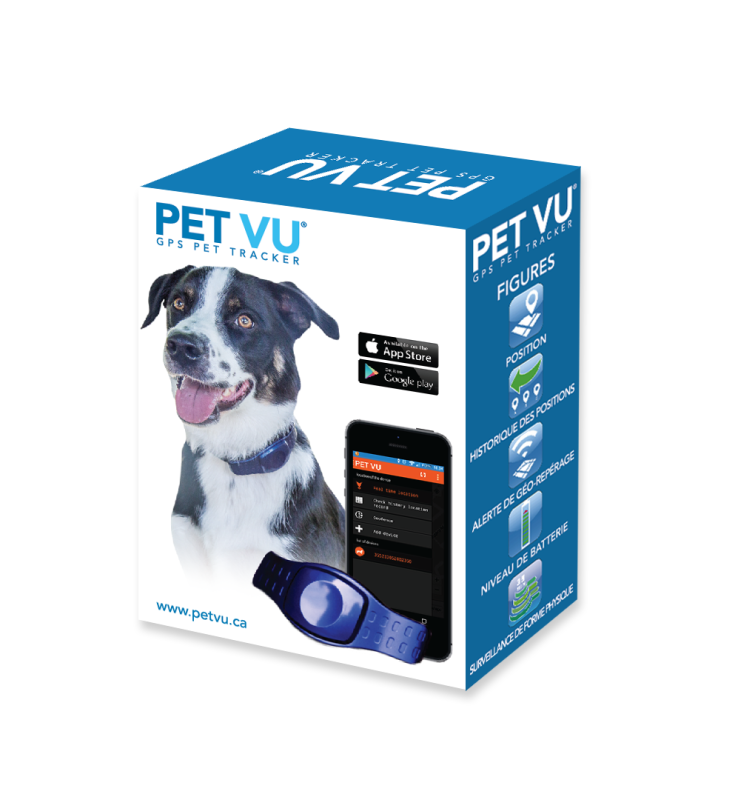 PET VU GPS PET TRACKER