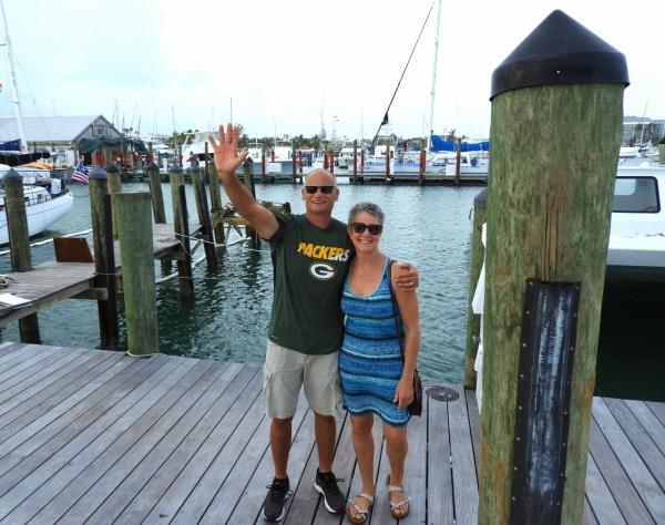 Paul & Jenny in Key West
