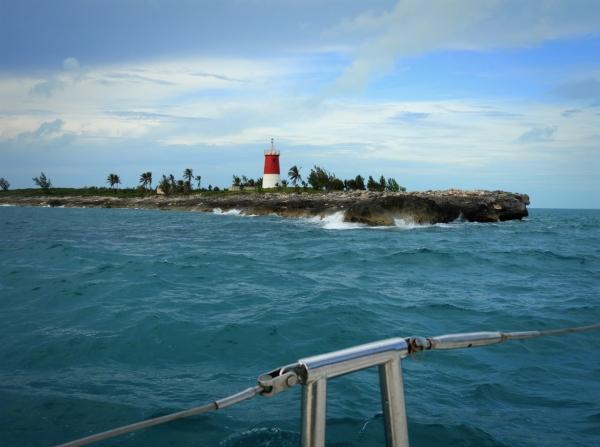 Gun Cay Bahamas
