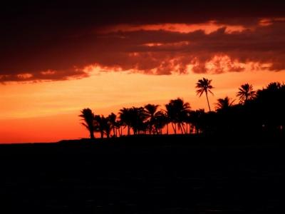North Cat Cay Sunset