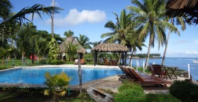 Paradise Taveuni Resort
