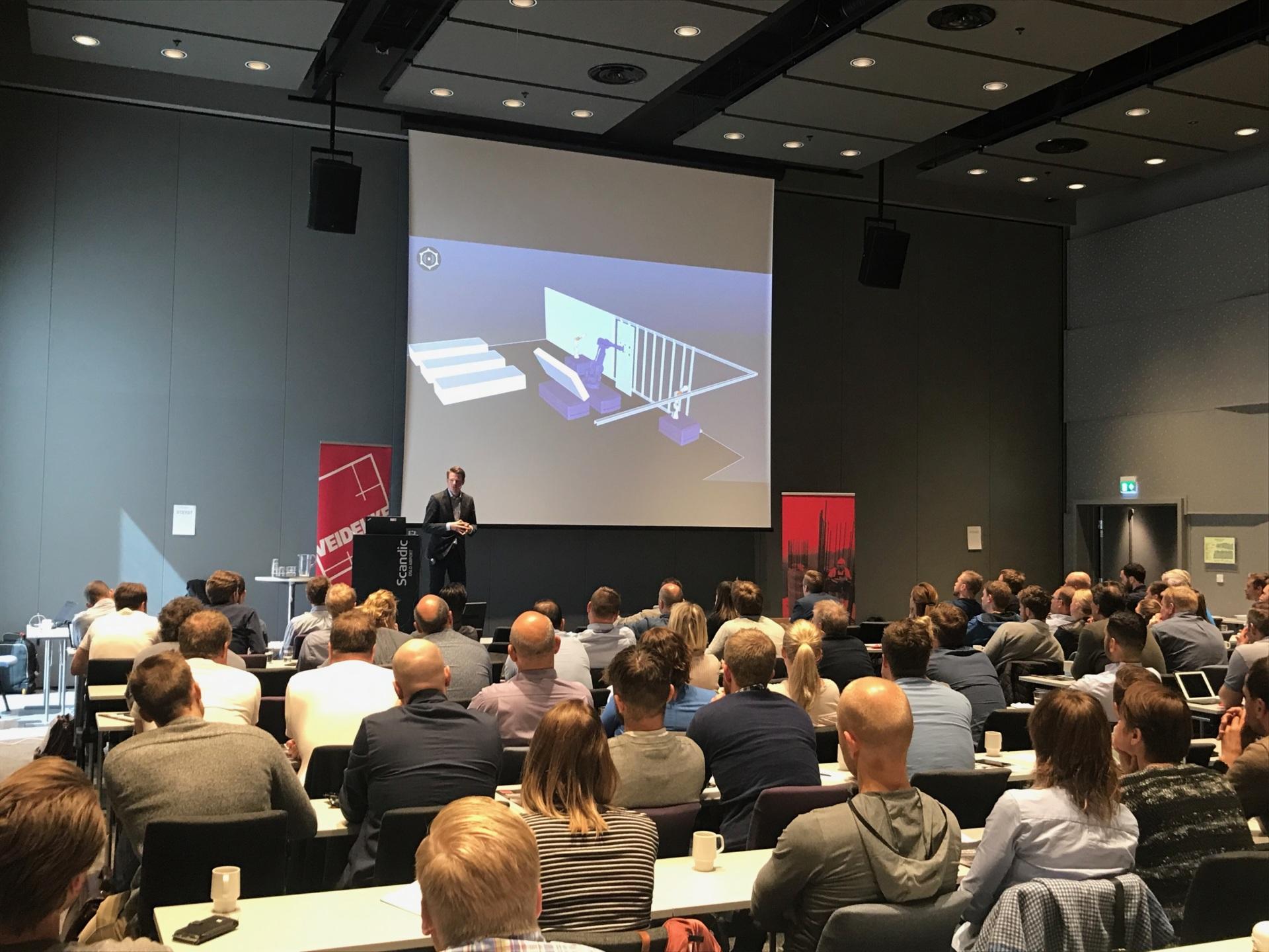 Presentation for Veidekke