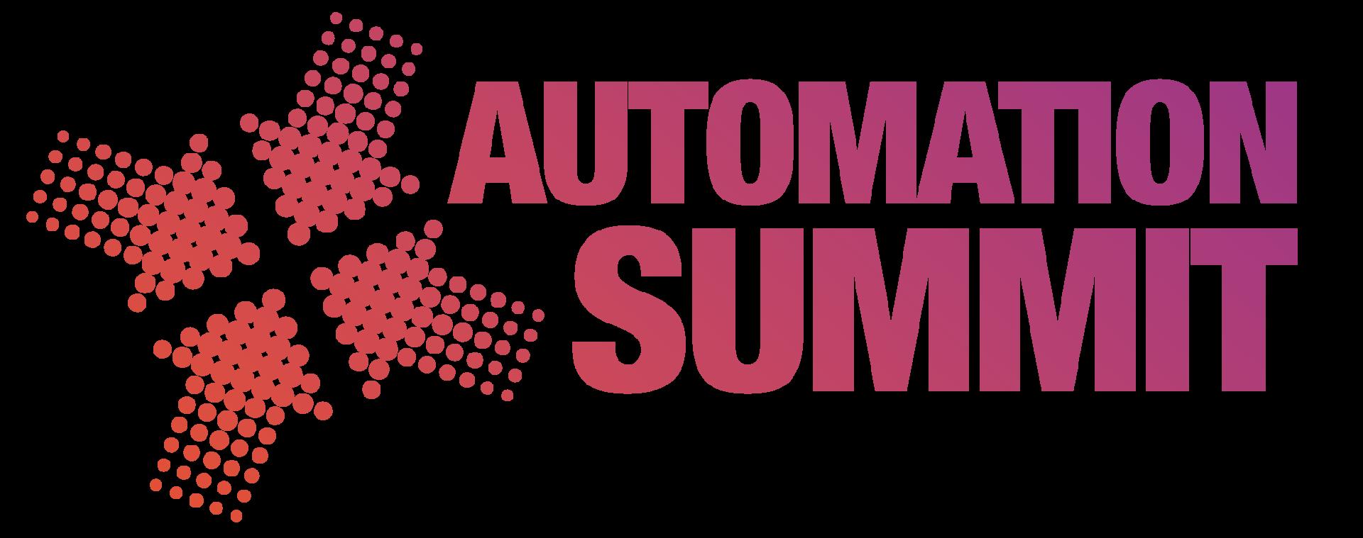 Automation Summit 12 October