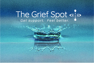The Grief Spot Logo