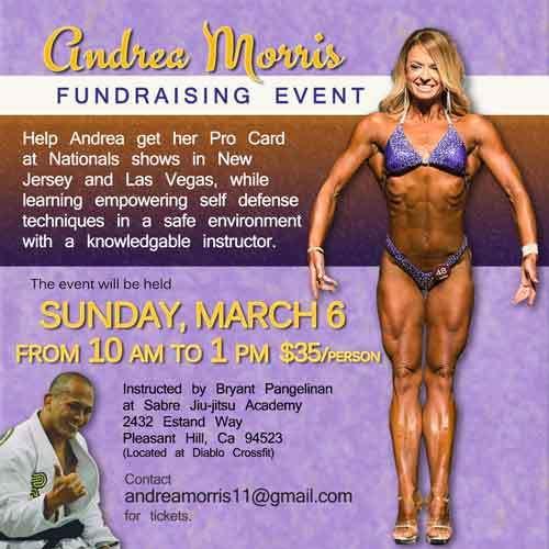 Athletic Fundraising Event Digital Promotion
