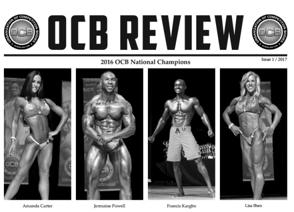 Extra, extra, read all about it! The OCB Review