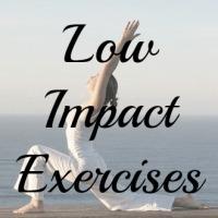 Low Impact Exercise