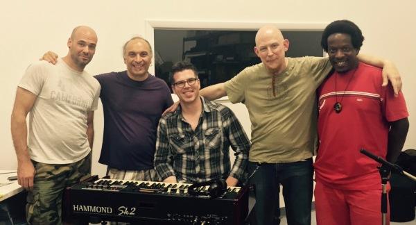 "Shawn Kellerman, ME, Jim Alfredson, Eric Goebel & Andrew ""Blaze"" Thomas"