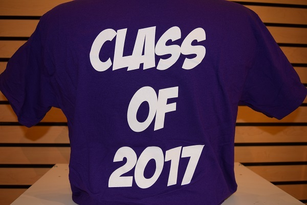 Class of 2017 Class Shirt