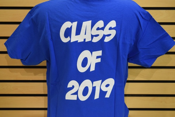 Class of 2019 Class Shirt