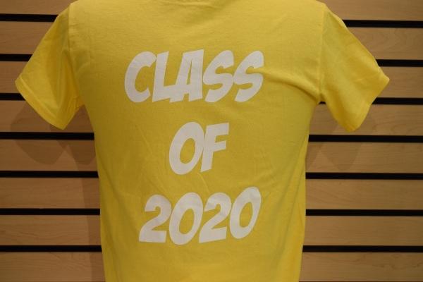 Class of 2020 Class Shirt