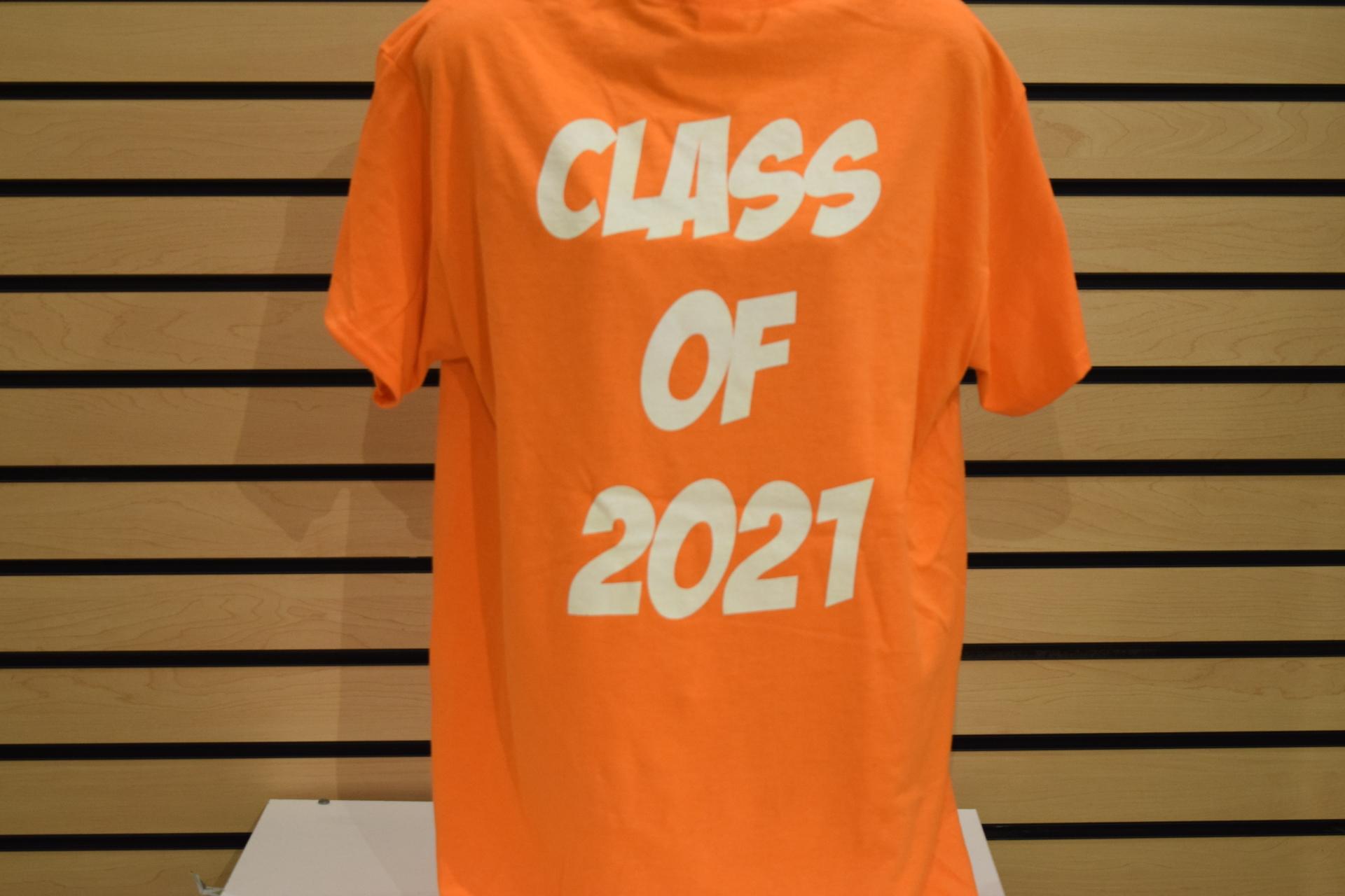 Class of 2021 Class Shirt
