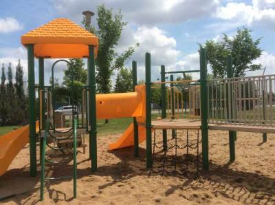 Matt Berry Park & Playground