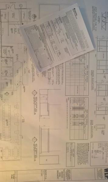 Architectural and M/E/P Designs Complete