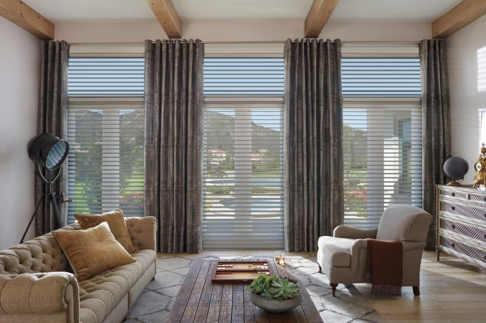 Custom Curtains & Draperies for Homes & Living Rooms in Portage & Kalamazoo Area, Michigan (MI)
