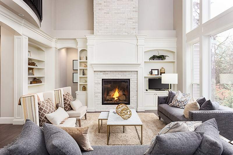 How to Get a Living Room Ready to Entertain in Portage, MI Through Lighting and Seating