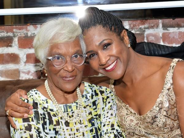 Terri & Grandma