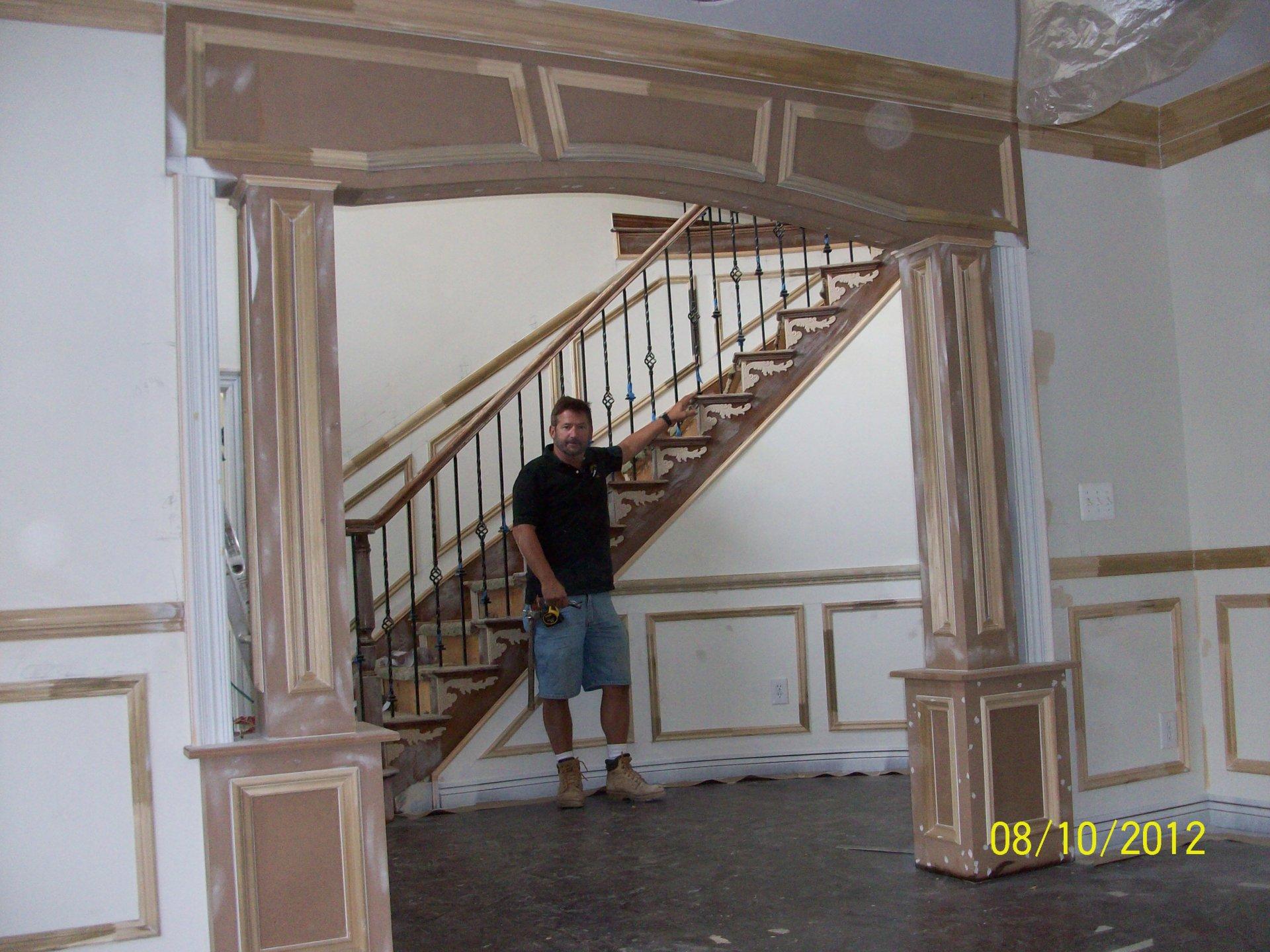 Jac Lietaert Owner/Installer Interior Trim