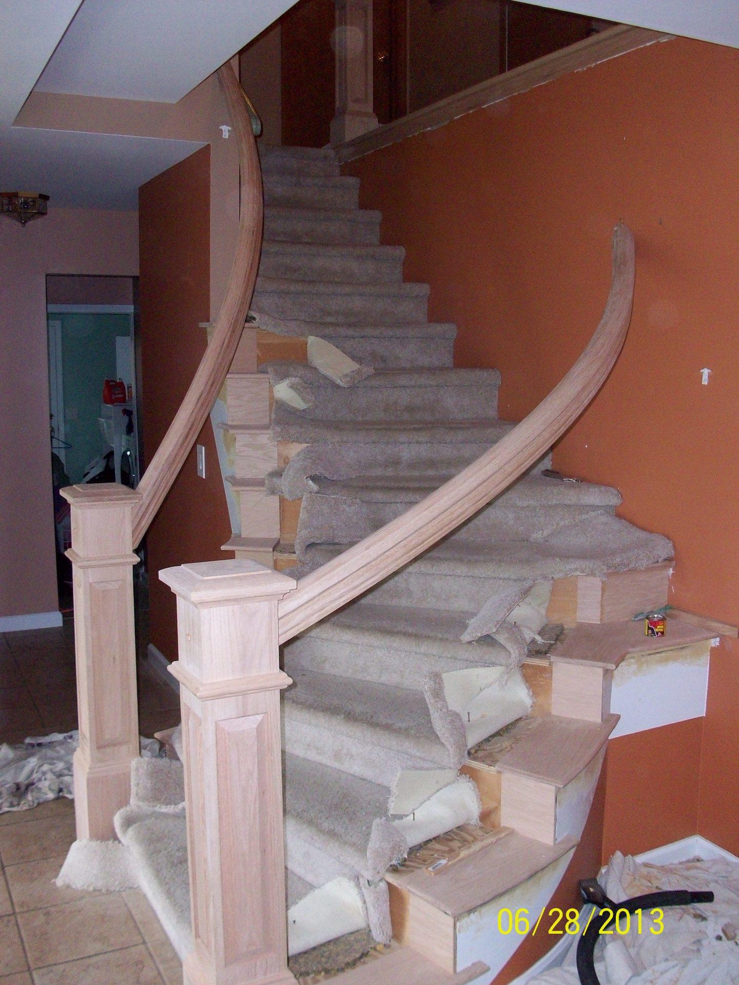Handrails Interior
