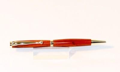 """<img alt=""""red heart wood slim gold cross pen"""">"""