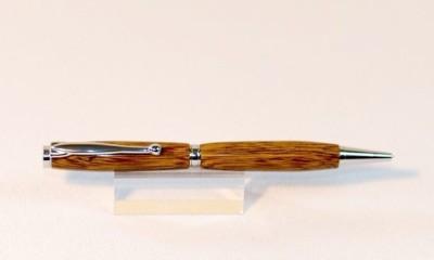 "<img alt=""bocote wood slim chrome cross pen"">e"