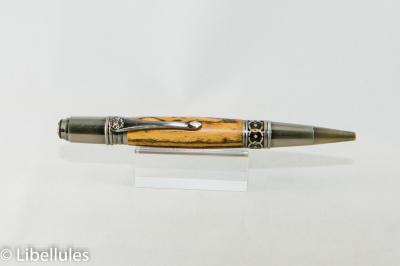 "<img alt=""art deco bocote wood pen"">"
