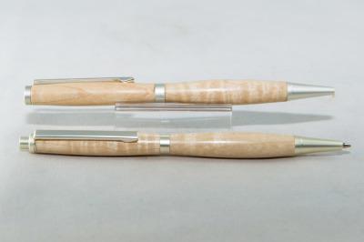 "<img alt=""sapele wood pencil and cross pen"">"