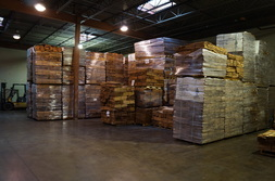 Heated Cedar Warehouse
