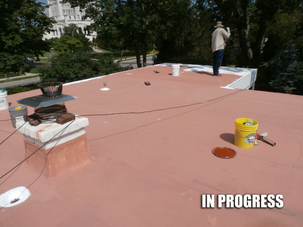 Flat Roof - Residential