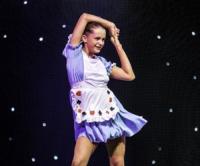 Character dancing